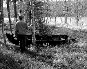 Boat in Sweden