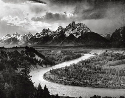 Ansel Adams national parks