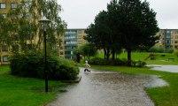 Malmö-skyfall