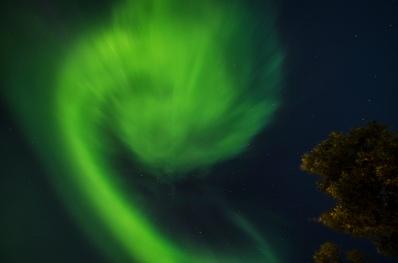 1004 Above us only sky (Arvidsjaur, Sweden).