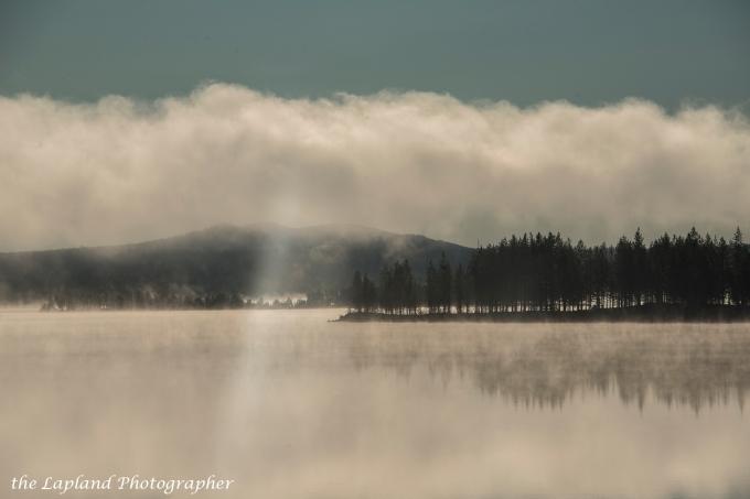 Gallejaur sandselet Arvidsjaurs kommun Norrbotten