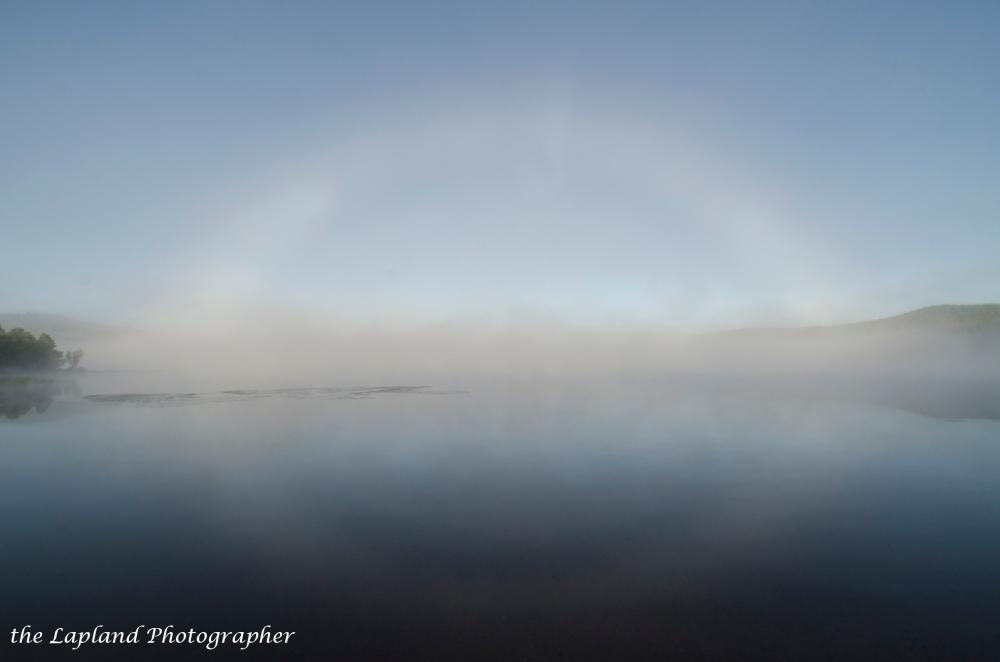 Järvträsk halo Norrbotten Sweden